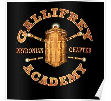 Gallifrey Academy Poster
