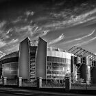 Old Trafford, Manchester by david gilligan