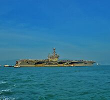 Aircraft Carrier by Fike2308