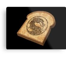 Mortal Kombat - Toasty Metal Print