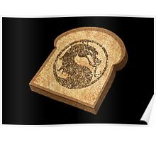 Mortal Kombat - Toasty Poster