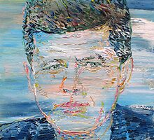 JOHN F. KENNEDY - portrait by lautir