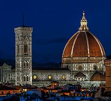 Florence Cathedral by mhfore