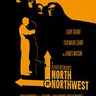 Alfred Hitchcock' North By Northwest by AlainB68