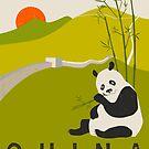 Visit China by JazzberryBlue