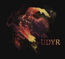 UDYR, THE SPIRIT WALKER by ARareChocobo