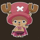 One Piece - Chopper by elPotto
