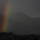 Grayscale rainbow by Aaron  Fleming