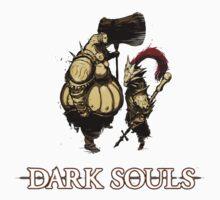 Darksouls Shirt/sticker by Steelgear24
