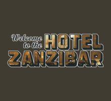 Hotel Zanzibar by Insanmiac