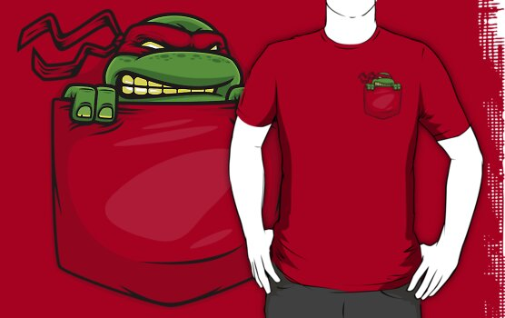 Pocket Ninja by harebrained