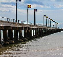 Frankston Pier by ezycardz