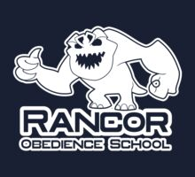 Rancor Obedience School by Optimapress