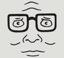 Hank Hill Face by timnock