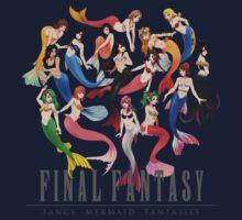 Mermaid Fantasy Kids Clothes