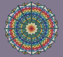 Essence of Being Mandala #1 Kids Clothes