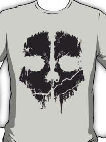 Ghost Black T-Shirt