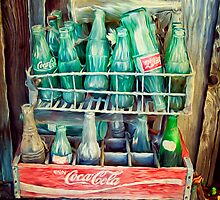 Coka-Cola Bottles by ArtFly