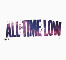 ALL TIME LOW GALAXY by georgina edwards