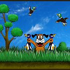 Duck Hunt! by likelikes