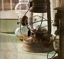 Pinnacle Knob Fire Tower~ the lamps by Nicole  McKinney
