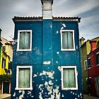 Burano, Venice by Newhaven
