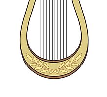 Lyre by kwg2200