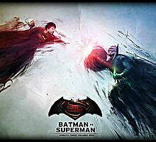 Batman vs. Superman World's Finest by JeremithRainces
