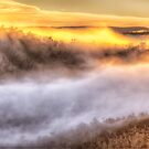 Mists of Time - Snowy Mountains National Park - The HDR Experience by Philip Johnson