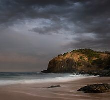 Scotts Head Sunset 3 by DonnaLB