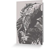 The Royal Jester Greeting Card