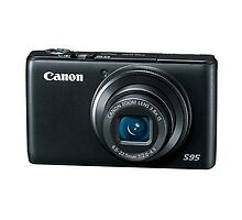 Review Of Canon Powershot S95 by pintu87