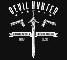Devil Hunter by Adho1982