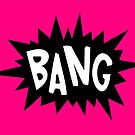 Cartoon Bang by Chillee Wilson by ChilleeWilson