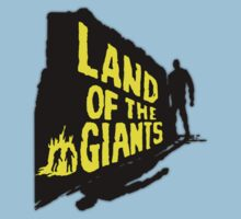 Land Of The Giants by Chris Johnson