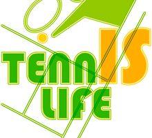 TENNIS_LIFE by auraclover