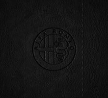 Alfa Romeo - dark leather by TheGearbox