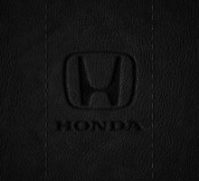 Honda - dark leather by TheGearbox