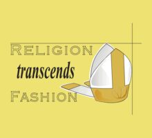 Cutting-edge Religious Fashion by heymus