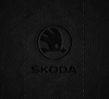 Skoda - dark leather by TheGearbox