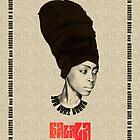 Erykah Badu by crunkdesignz
