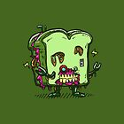 Zombie Sandwich Bot by nickv47