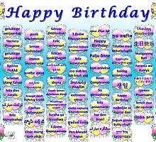 Happy Birthday by JMcCombie