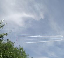Red Arrows - Five by TheShutterbugsG