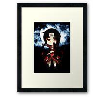 Itachi Uchibi Framed Print