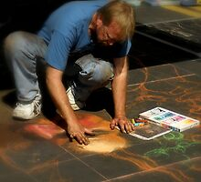 Chalk Artist ~ Part Eight by artisandelimage