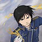 Roy Mustang by Hannah Golden