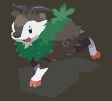 Cutout Skiddo by Avertis