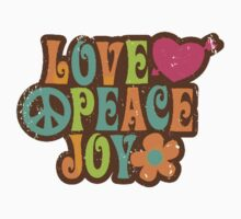 Love Joy Peace by earyproductions