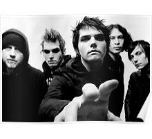 My Chemical Romance Print Poster